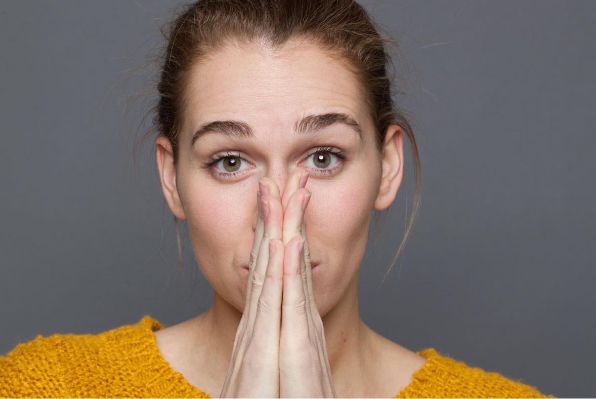 Postal Nasal Drip Fix