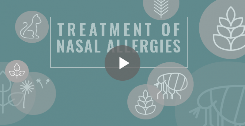 Treatment of Nasal Allergies