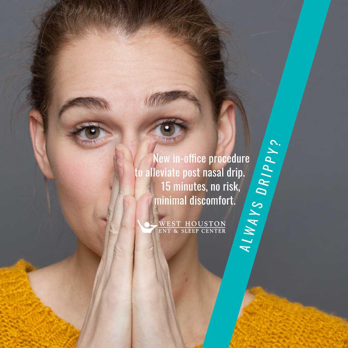 Post Nasal Drip Fix